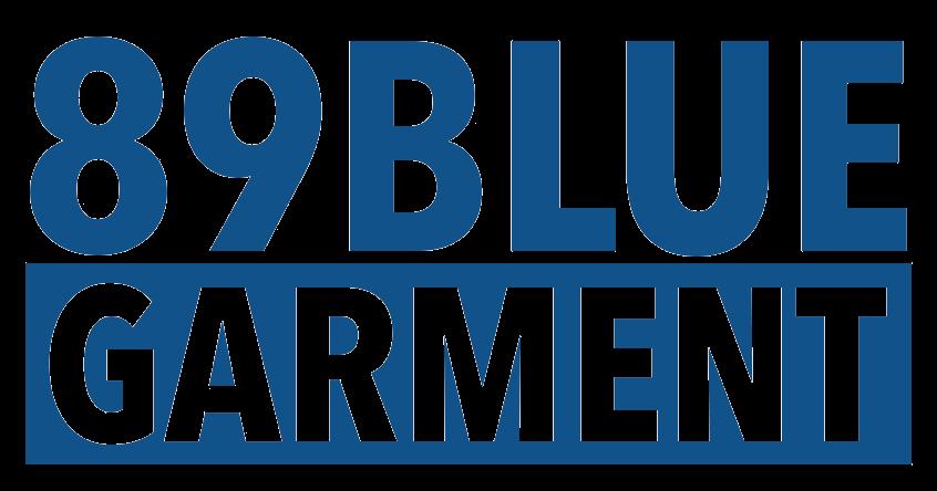 89 Blue Garment