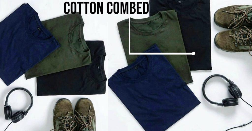 Cotton combed jakartakonveksi.com