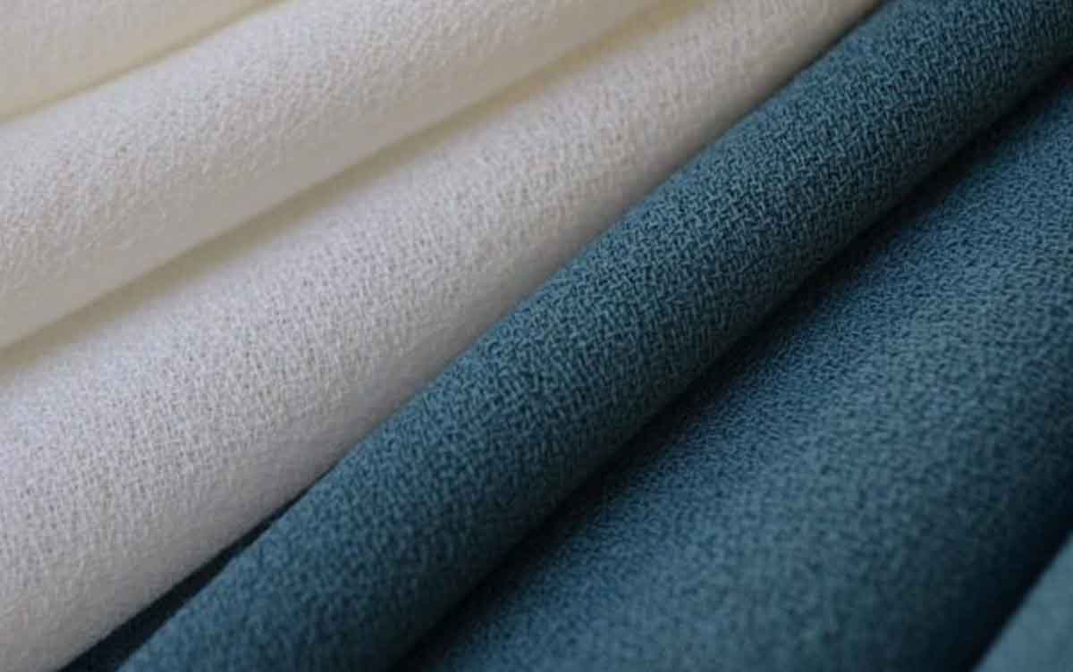 karakteristik bahan kain moscrepe