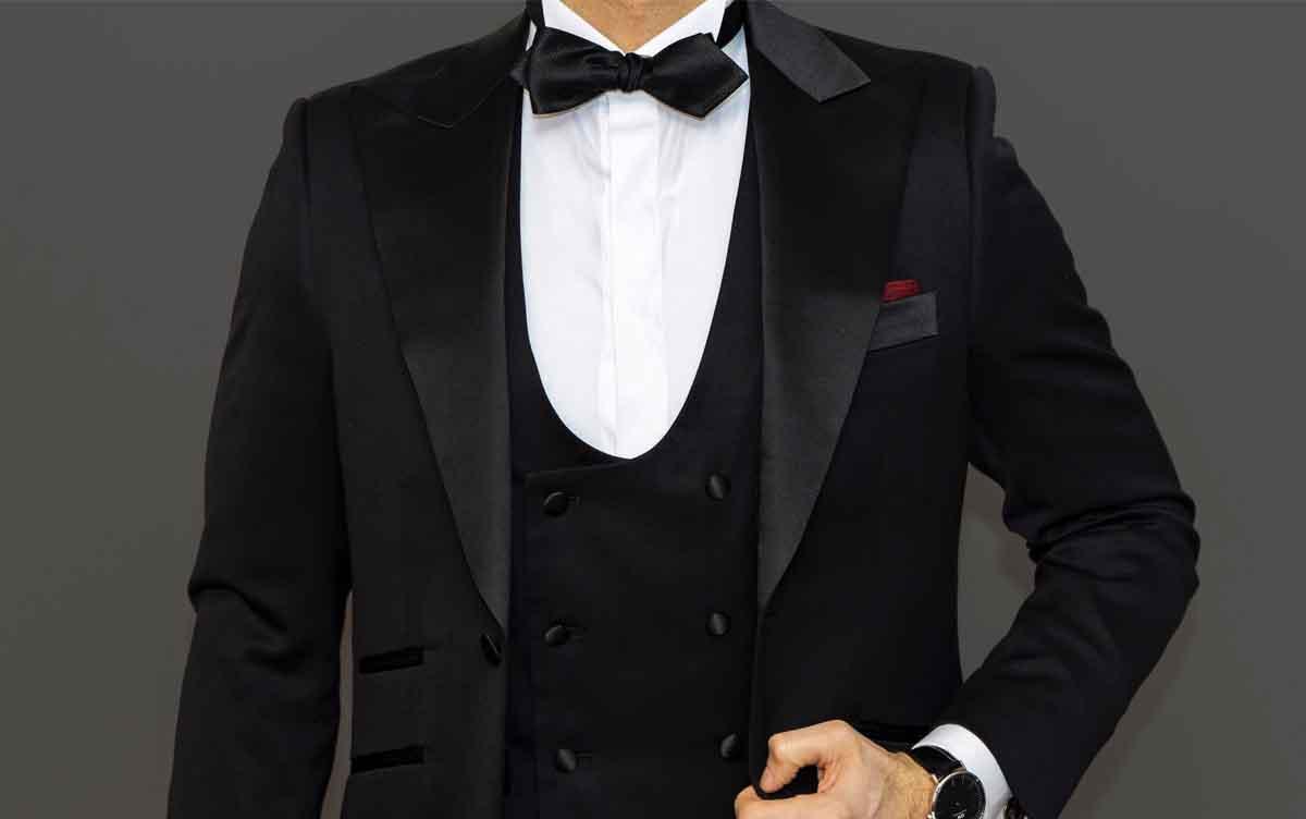 perbedaan tuxedo dan jas